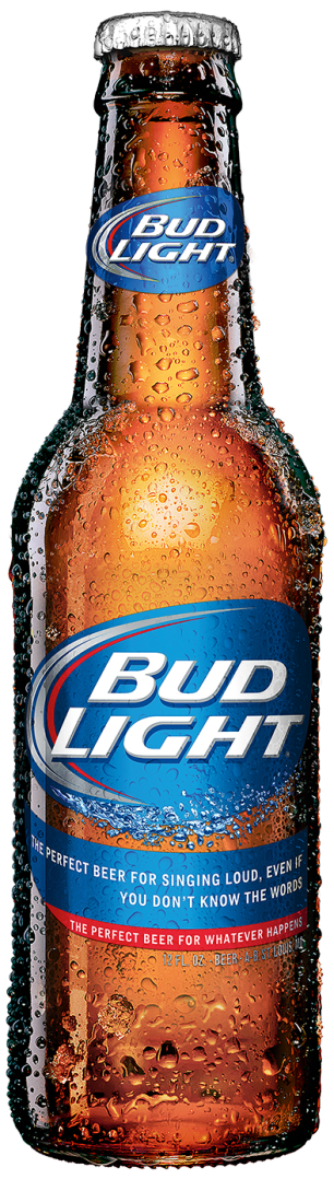 Bud light bottle png. Adding messages to labels
