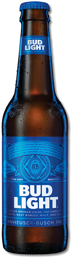 Central distributors the topselling. Bud light bottle png