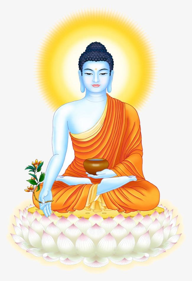 Buddha clipart. Eastern glass medicine png