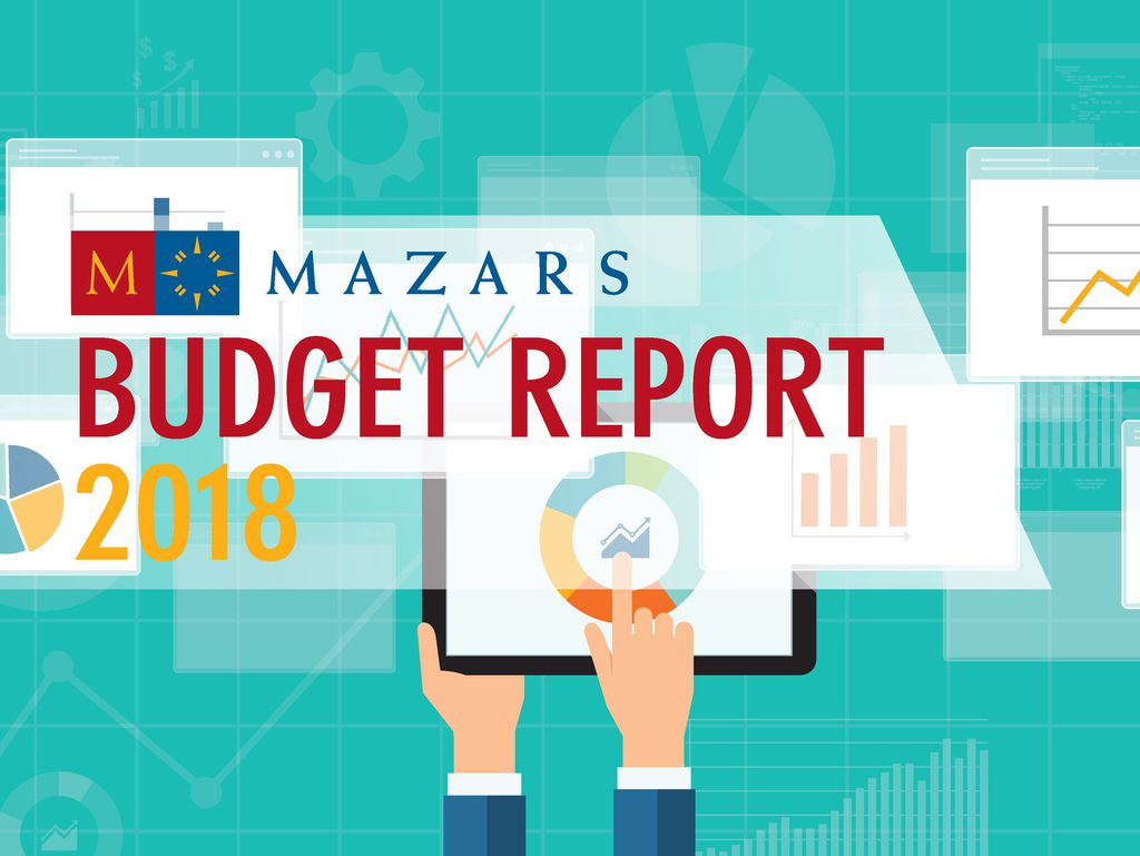 2018 clipart budget. Mazars report france ireland