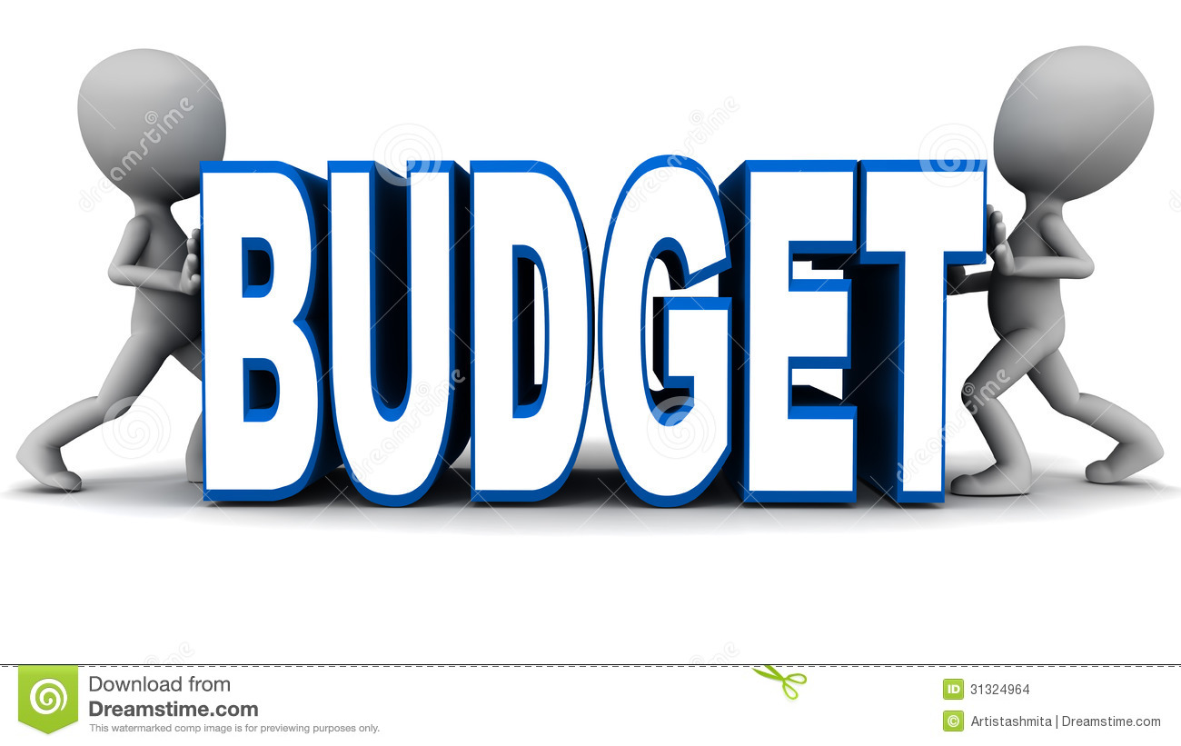 Finance clipart budget project.