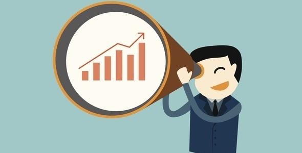 Financial clipart financial forecast. Agency revenue forecasting back