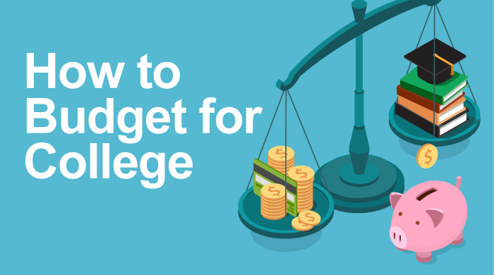 College budget how to. Financial clipart total cost