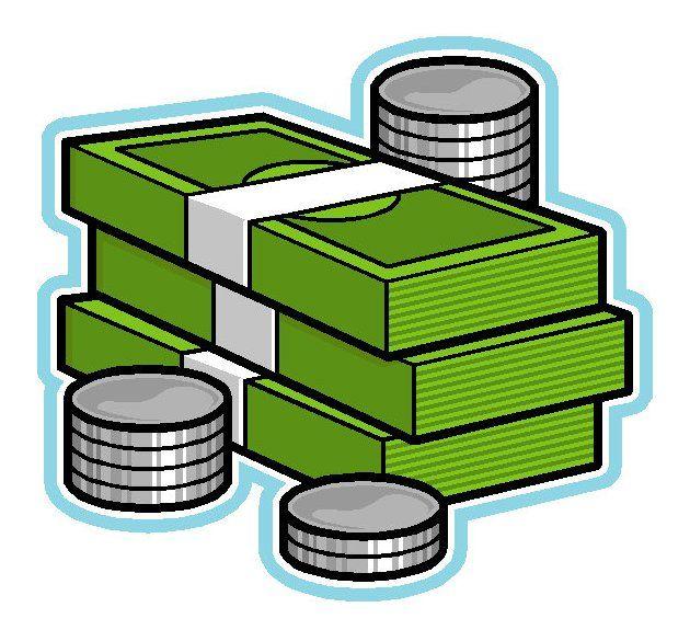 Finance clipart budget project. Money gclipart com