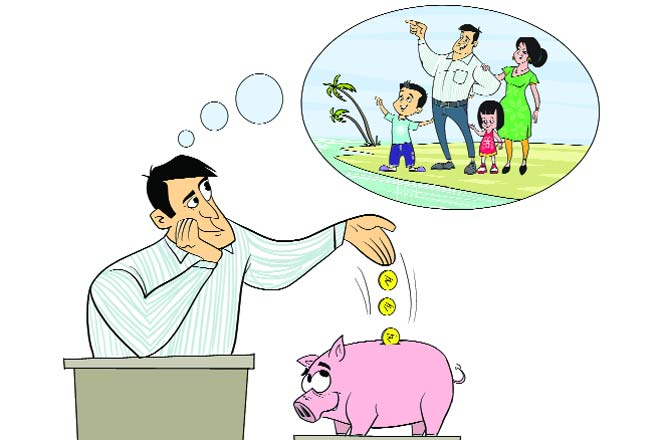 Financial planning millennials start. Budget clipart spending plan
