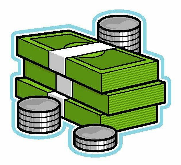 best icons images. Cash clipart cost