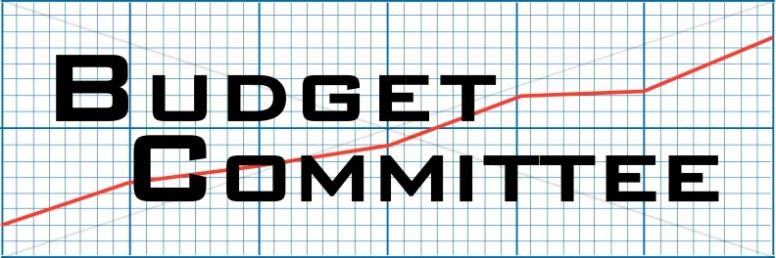 Budget clipart word art. Committee church