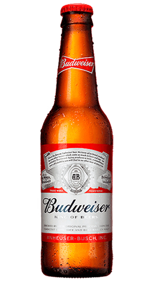 Budweiser bottle png. Central distributors an americanstyle