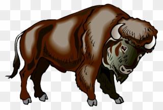 Buffalo clipart buffalo indian. Water the clip art