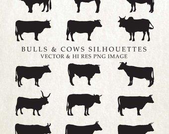 buffalo clipart cow
