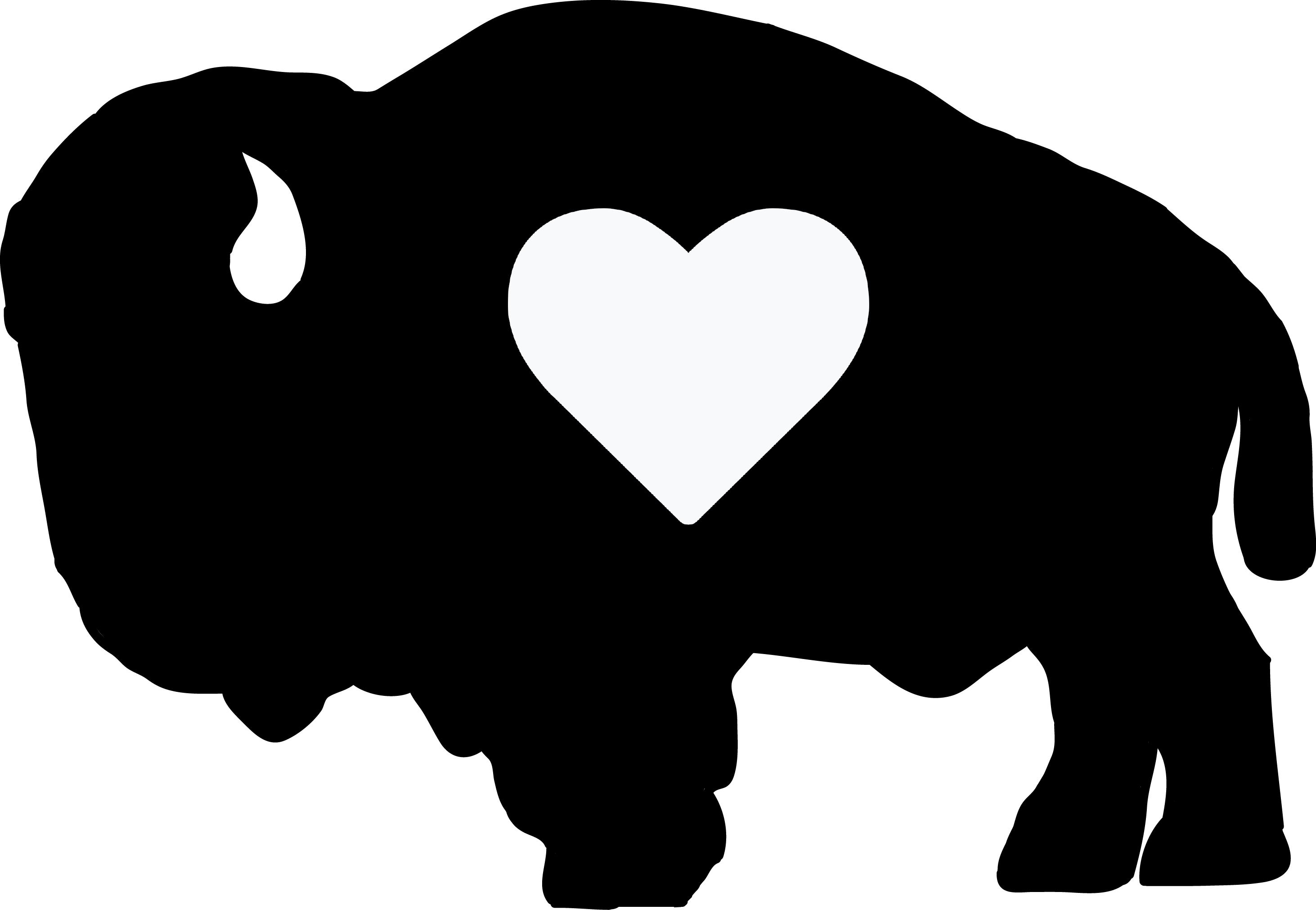 Buffalo Clipart Native American Buffalo Buffalo Native