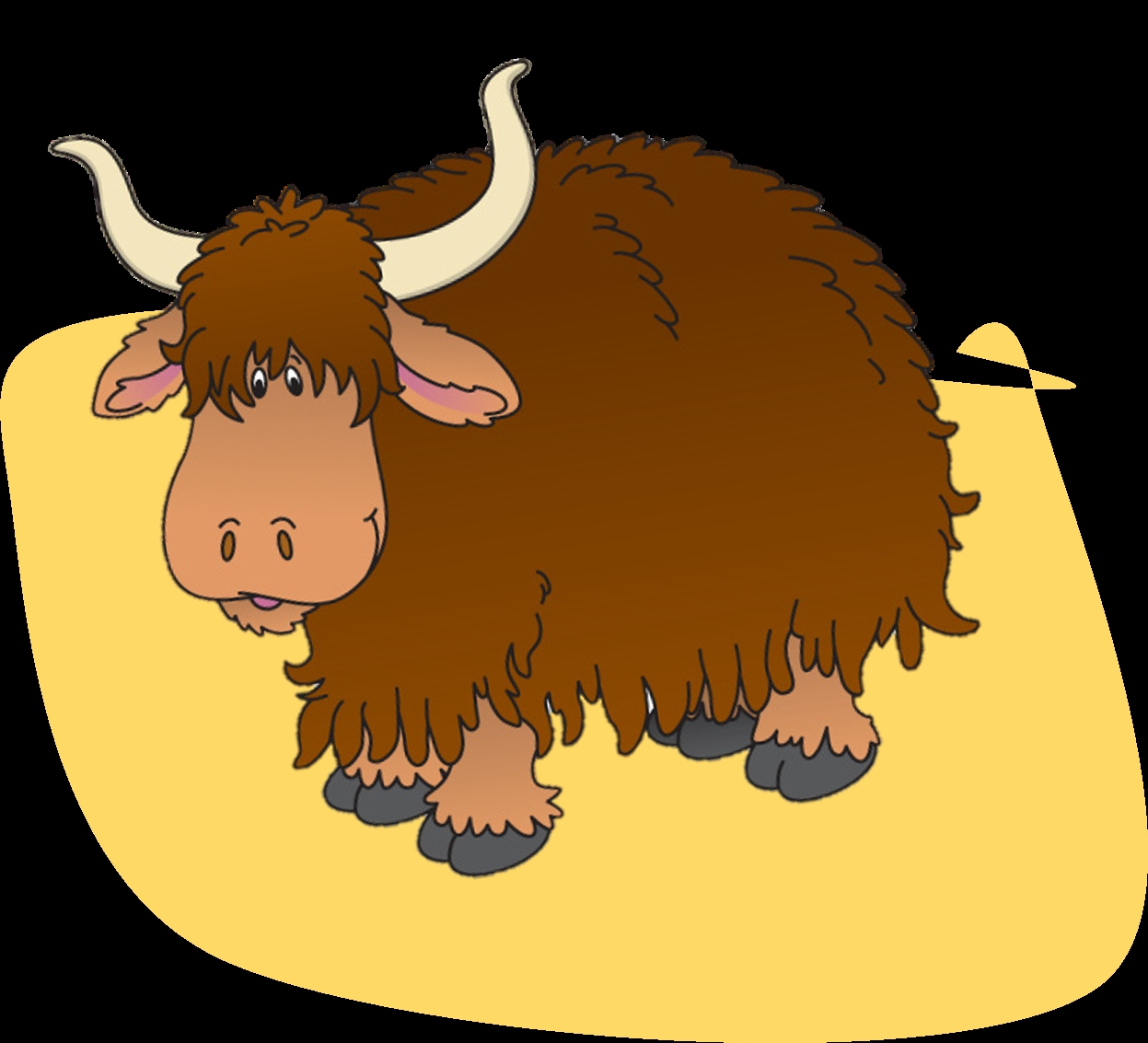 Awesome gallery digital collection. Buffalo clipart yak