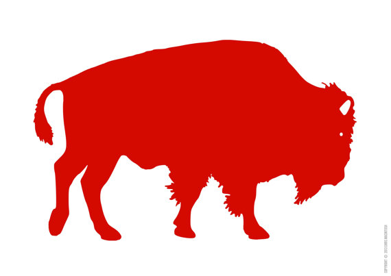 Buffalo clipart yak. Silhouette at getdrawings com
