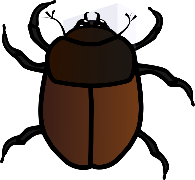 June bug . Kids clipart insect