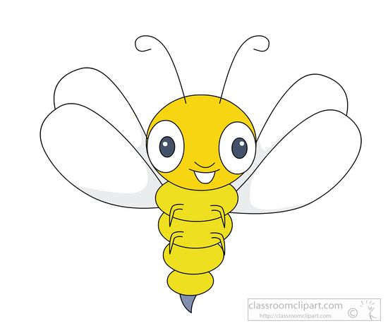 Bug clipart animated. Free insect clip art