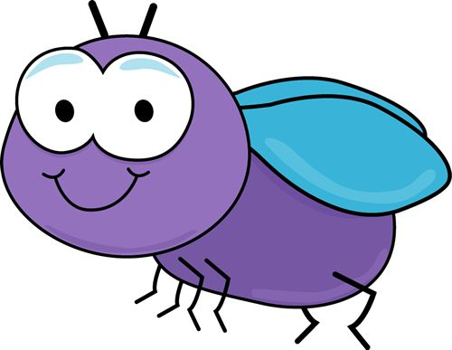 Free insect clip art. Bugs clipart animated