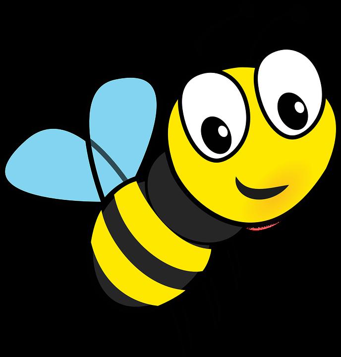Cartoon honey pictures shop. Kids clipart bee