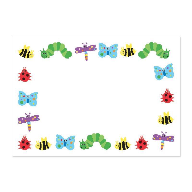 Bugs clipart border. Bug clip art best