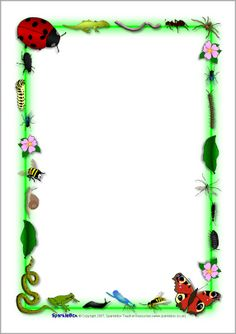 Bugs clipart border. Free bug cliparts download