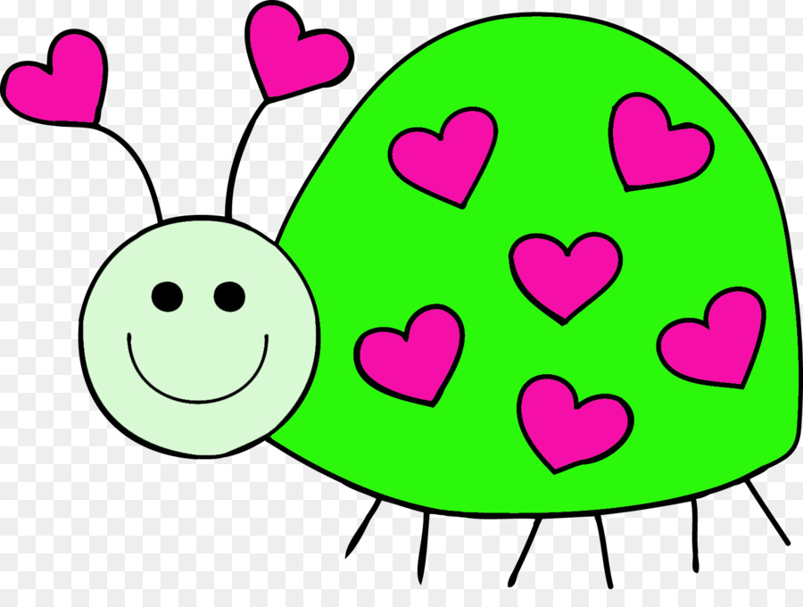 Love heart bugs png. Bug clipart clip art