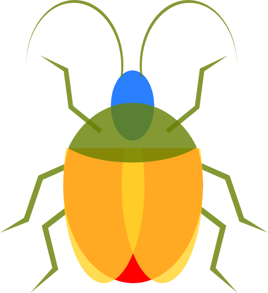 Download free bug clipartmonk. Kids clipart insect