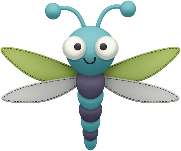 Bug clipart dragonfly.  best wings images