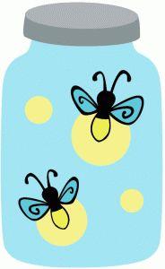 Firefly clipart printable. Bug fireflies lightning bugs