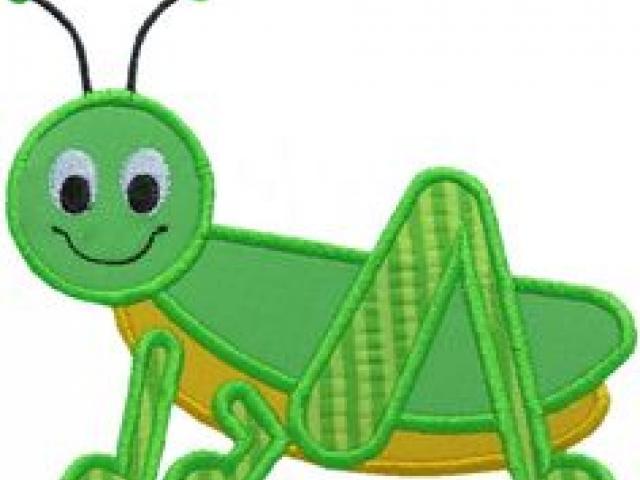 Bugs clipart grass hopper. Grasshopper free on dumielauxepices