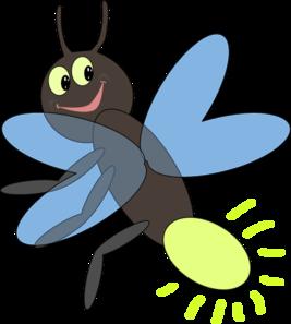 Lighting clip art at. Bug clipart lightning bug