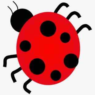 Ladybugs clip art at. Bug clipart popular