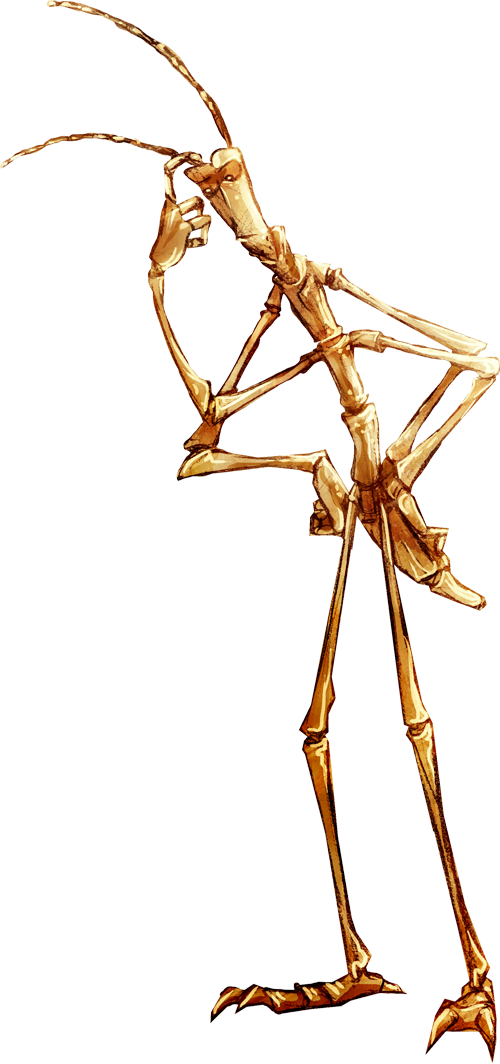Bug clipart walking stick. Slim a s life