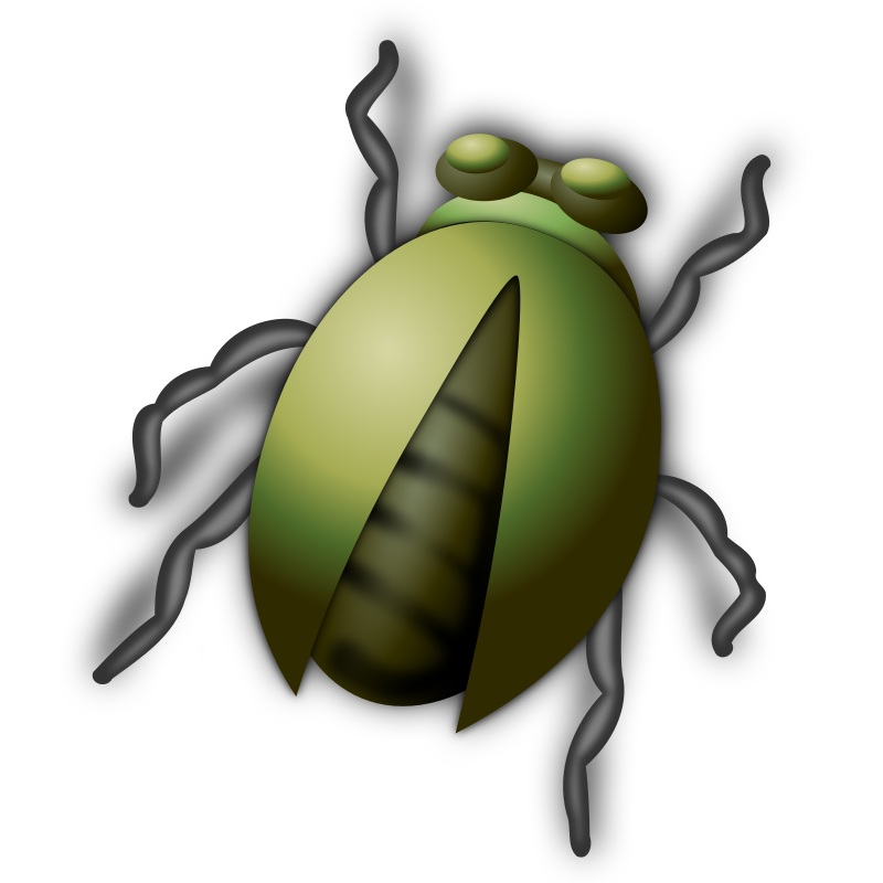 Bug clip art png. Short clipart insect