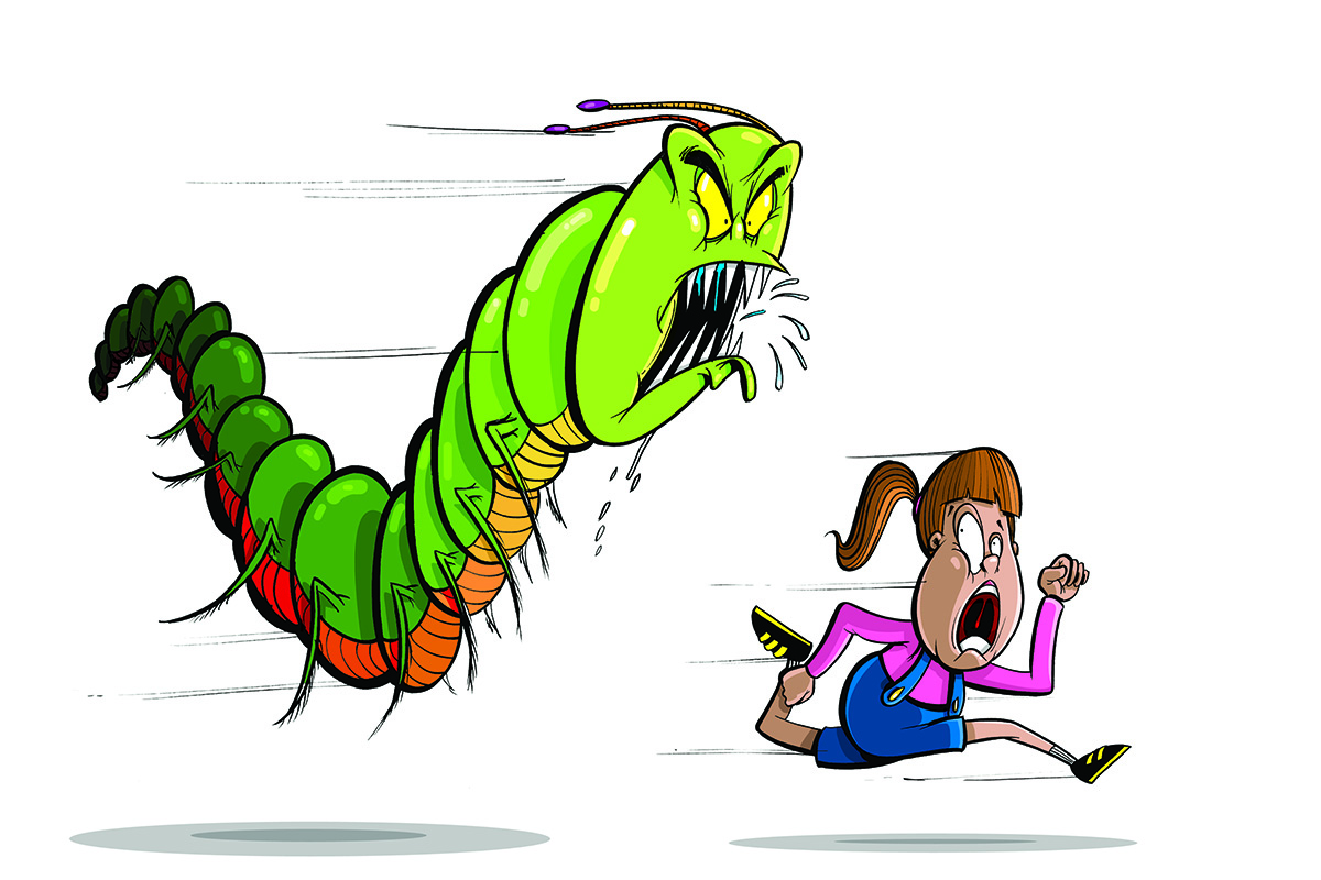 Bugs clipart boll weevil. Fear no bugchase