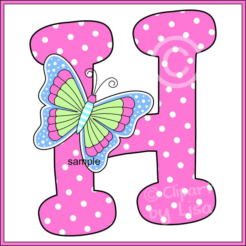 Butterflies alphabet clip art. Bugs clipart butterfly