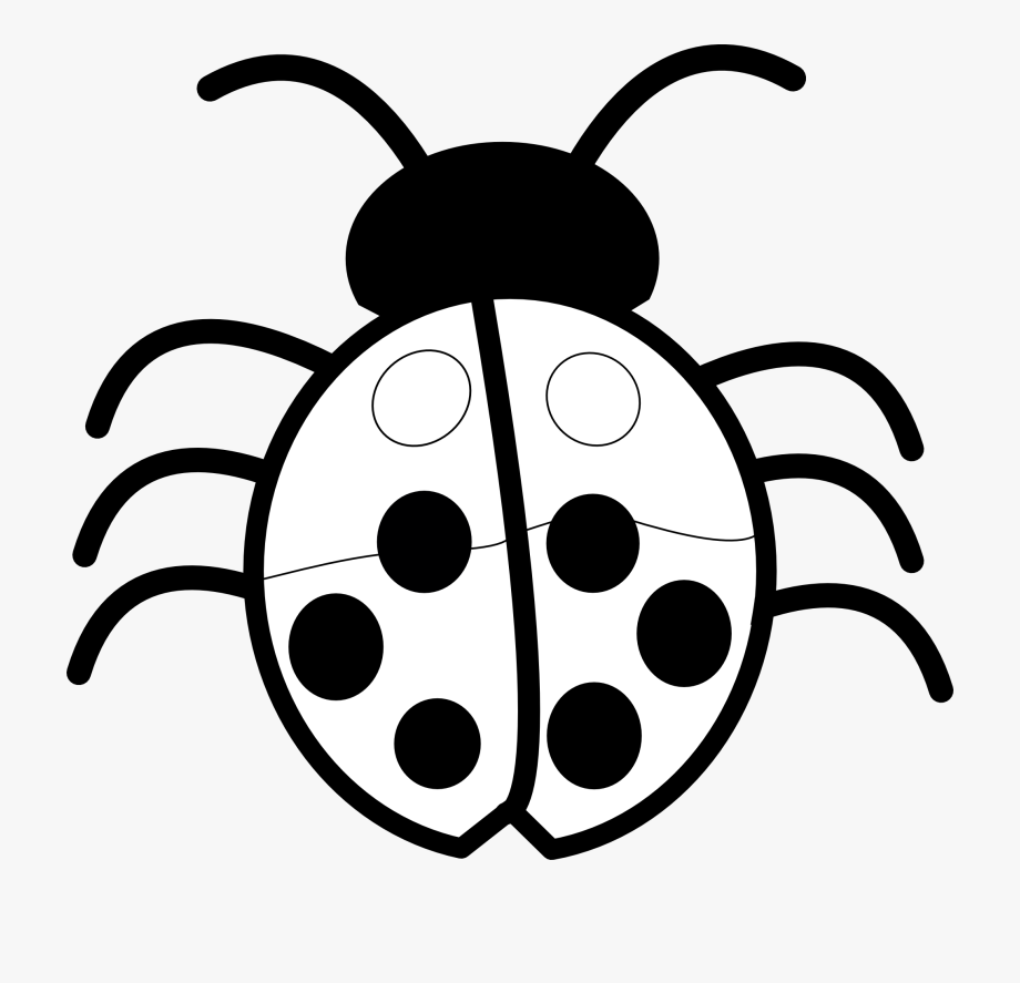 Bugs clipart clip art. Free bug black and