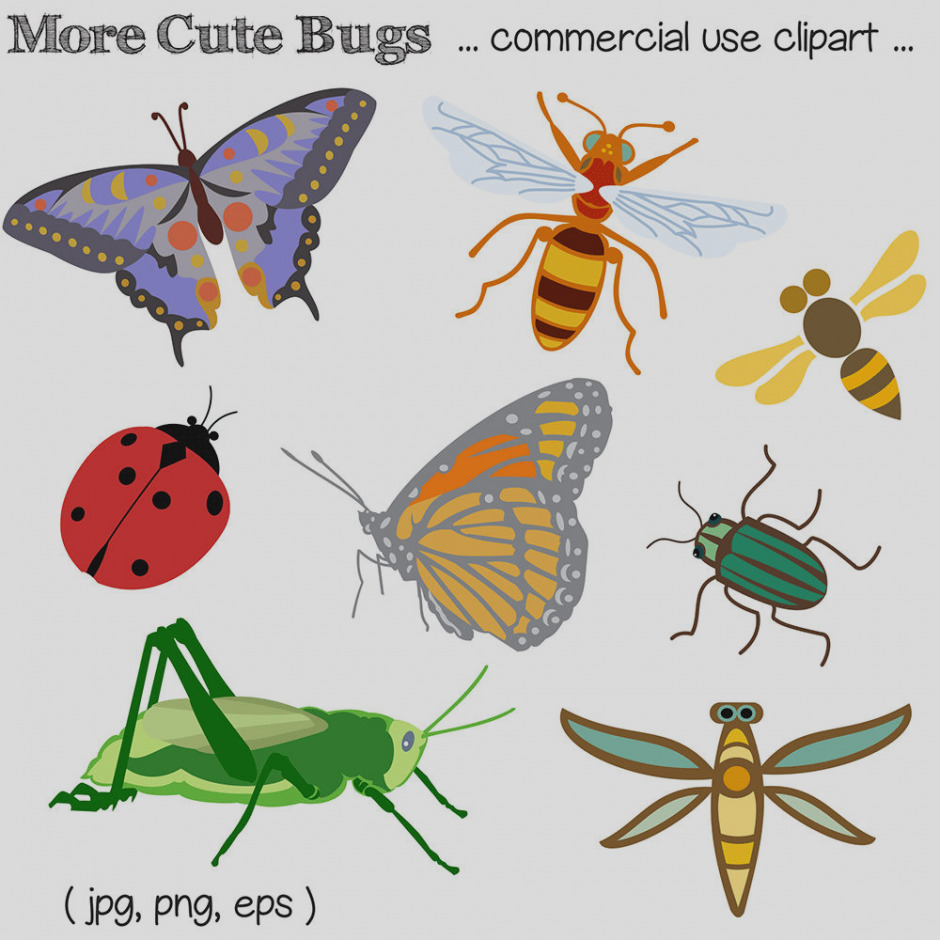 Bugs clipart clip art. Images of insect wallpapers