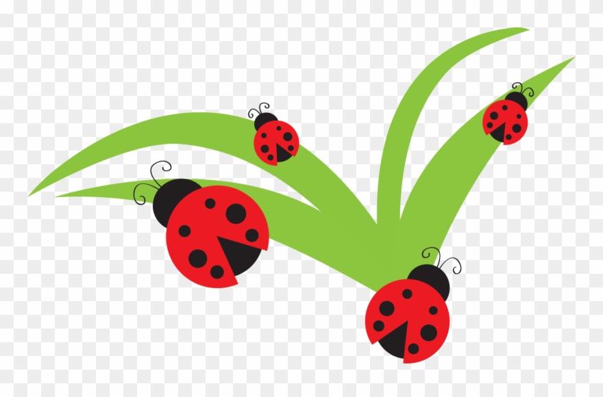 Ladybug lady bug clip. Ladybugs clipart flower