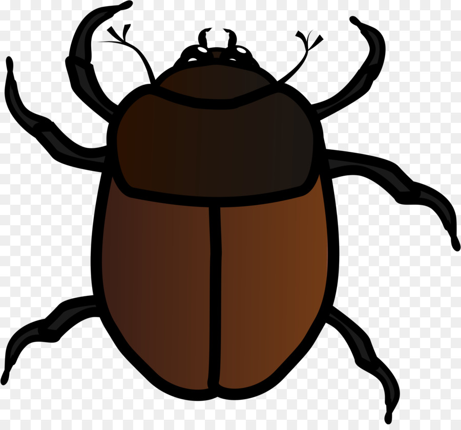 Bug clipart scarab beetle. Drawing clip art bugs