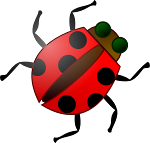 Beetle clipart animated. Bug clip art at
