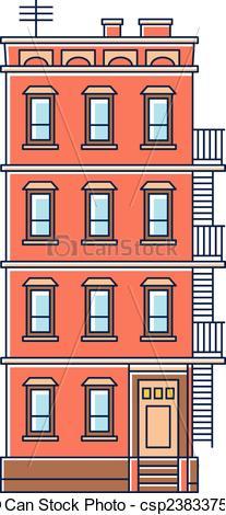 Clip art latest bestapartment. Building clipart apartment complex