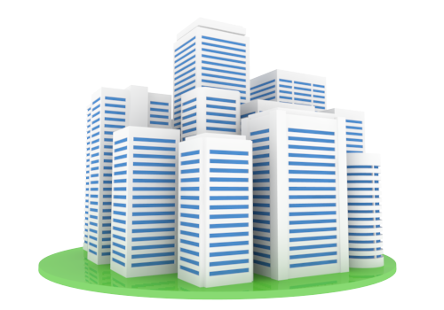 Free office cliparts download. Building clipart business building
