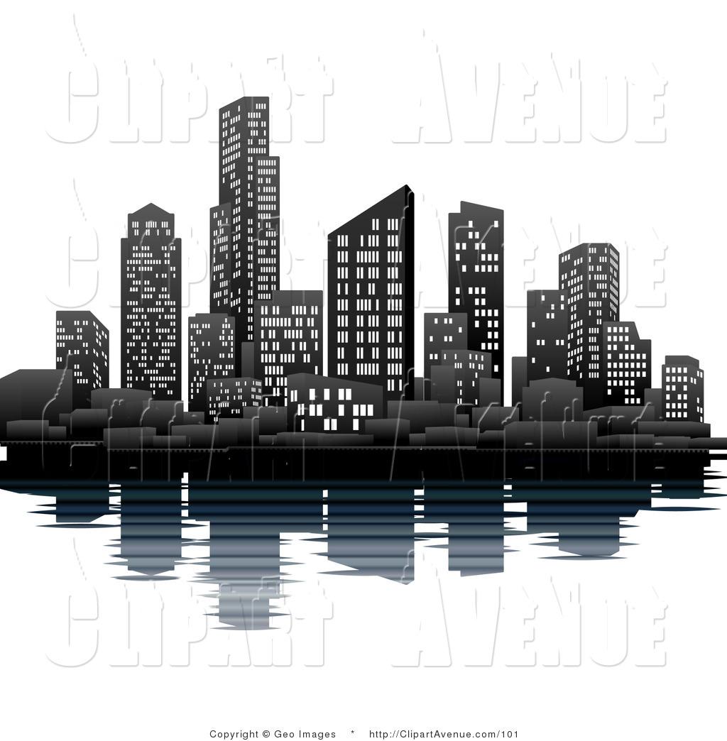 Buildings clipart corporate building.  clipartlook