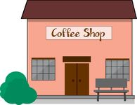 Buildings clipart coffee shop. Search results for clip