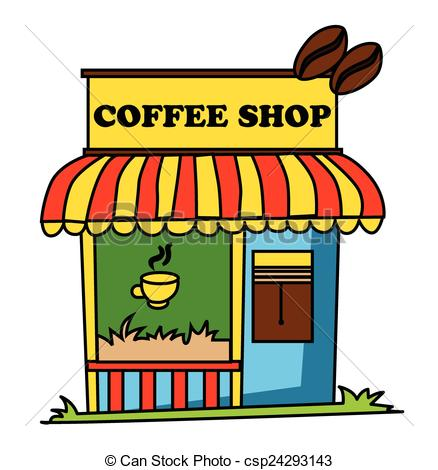 Buildings clipart coffee shop.  collection of building
