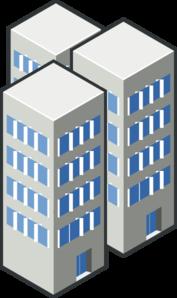 Buildings clipart condominium. Condos clip art at