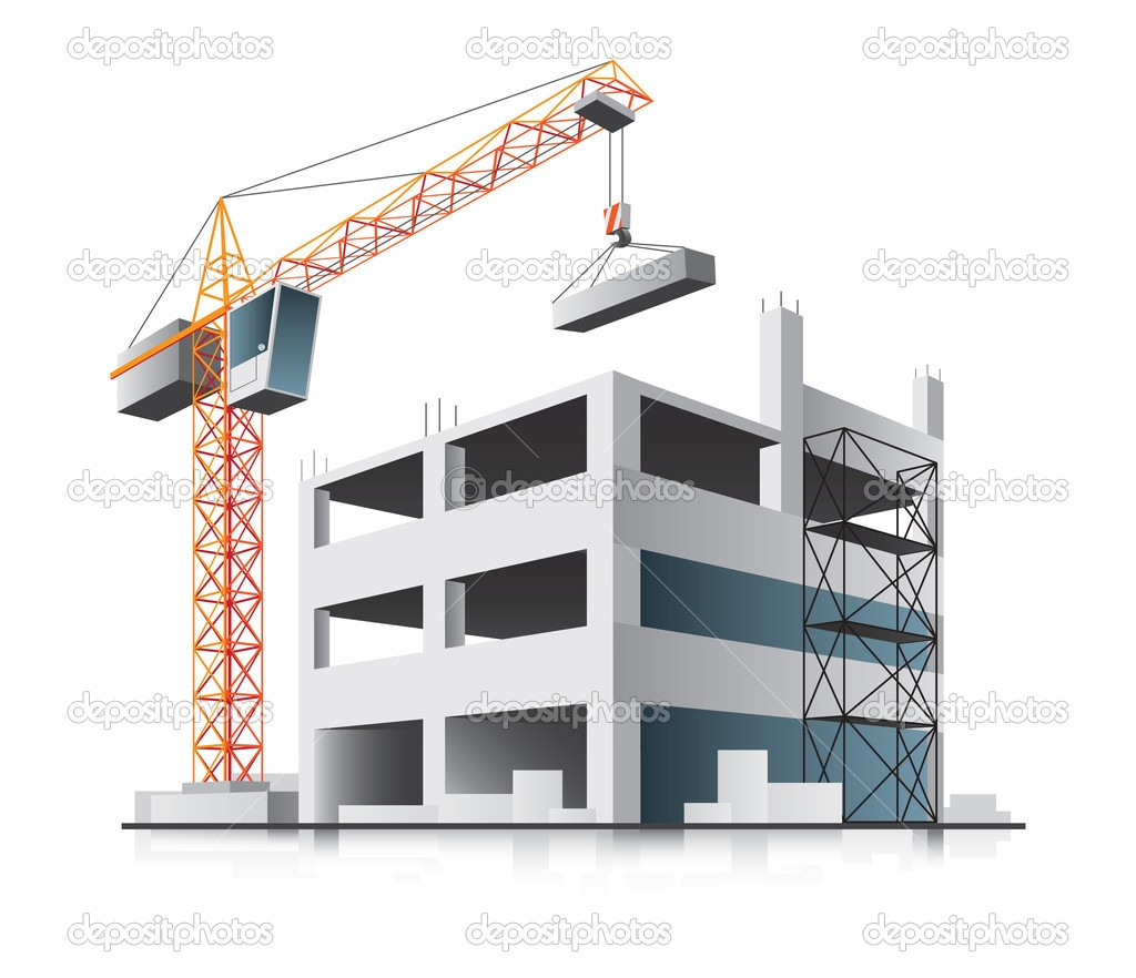 Building clipart construction.  collection of under