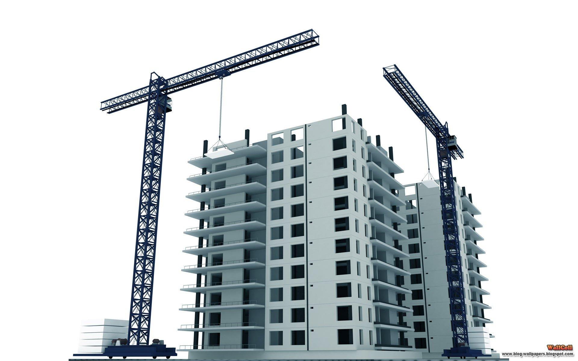 Walldevil. Building clipart construction