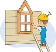 . Building clipart construction