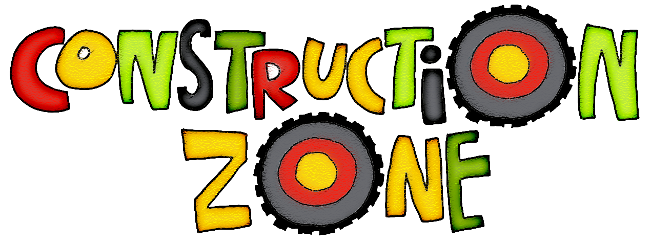Contractor clipart construction zone.