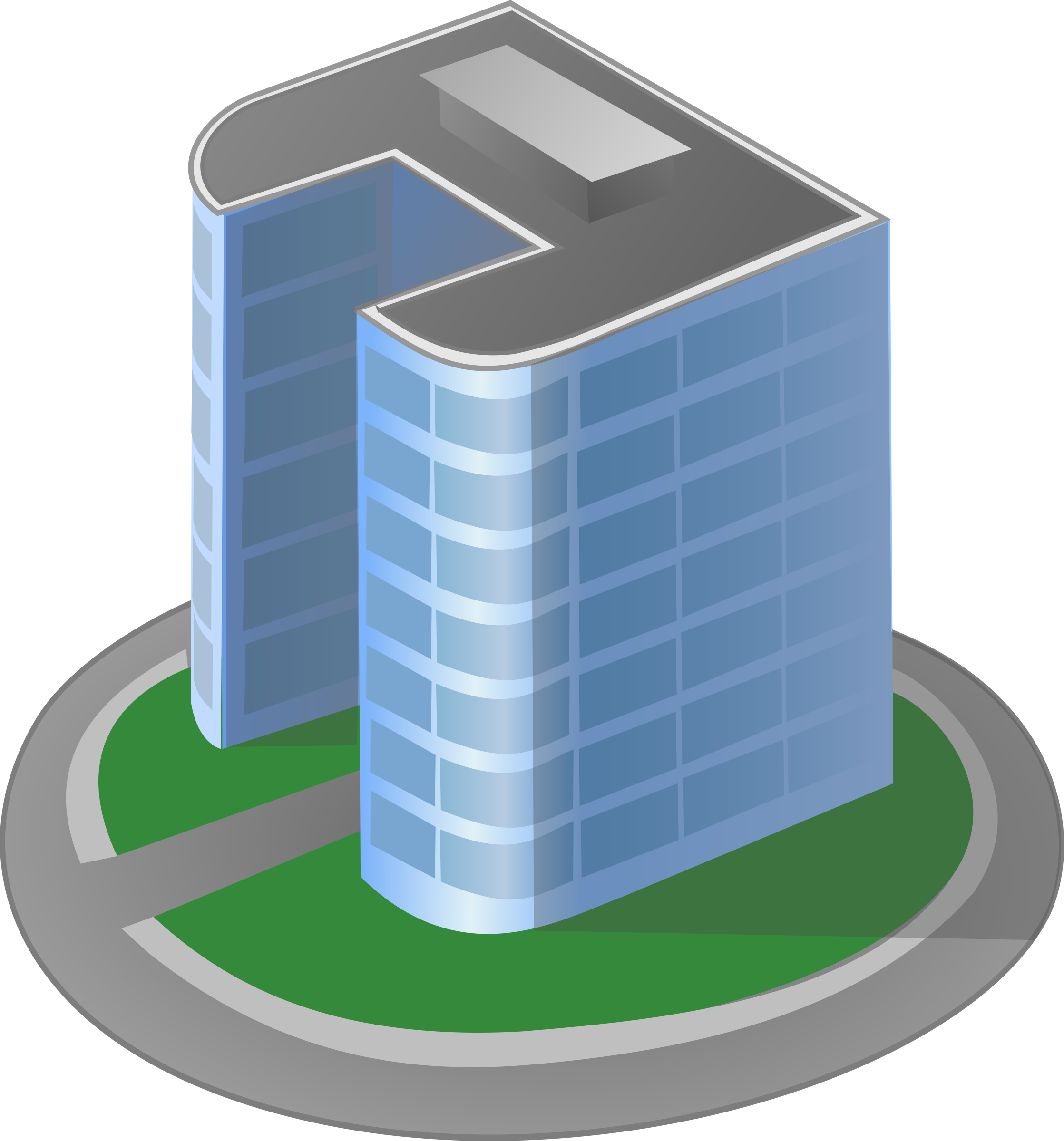 collection of head. Buildings clipart headquarters